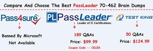 PassLeader 70-462 Brain Dumps[25]