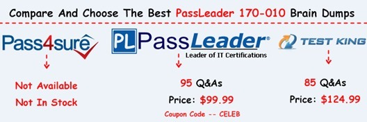 PassLeader 170-010 Exam Questions[27]