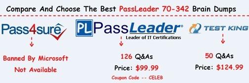 PassLeader 70-342 Exam Questions[24]